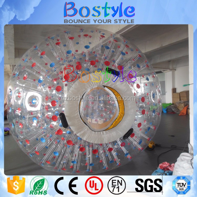 China Reliable TPU Human Hamster orb, Customized Zorb Balls