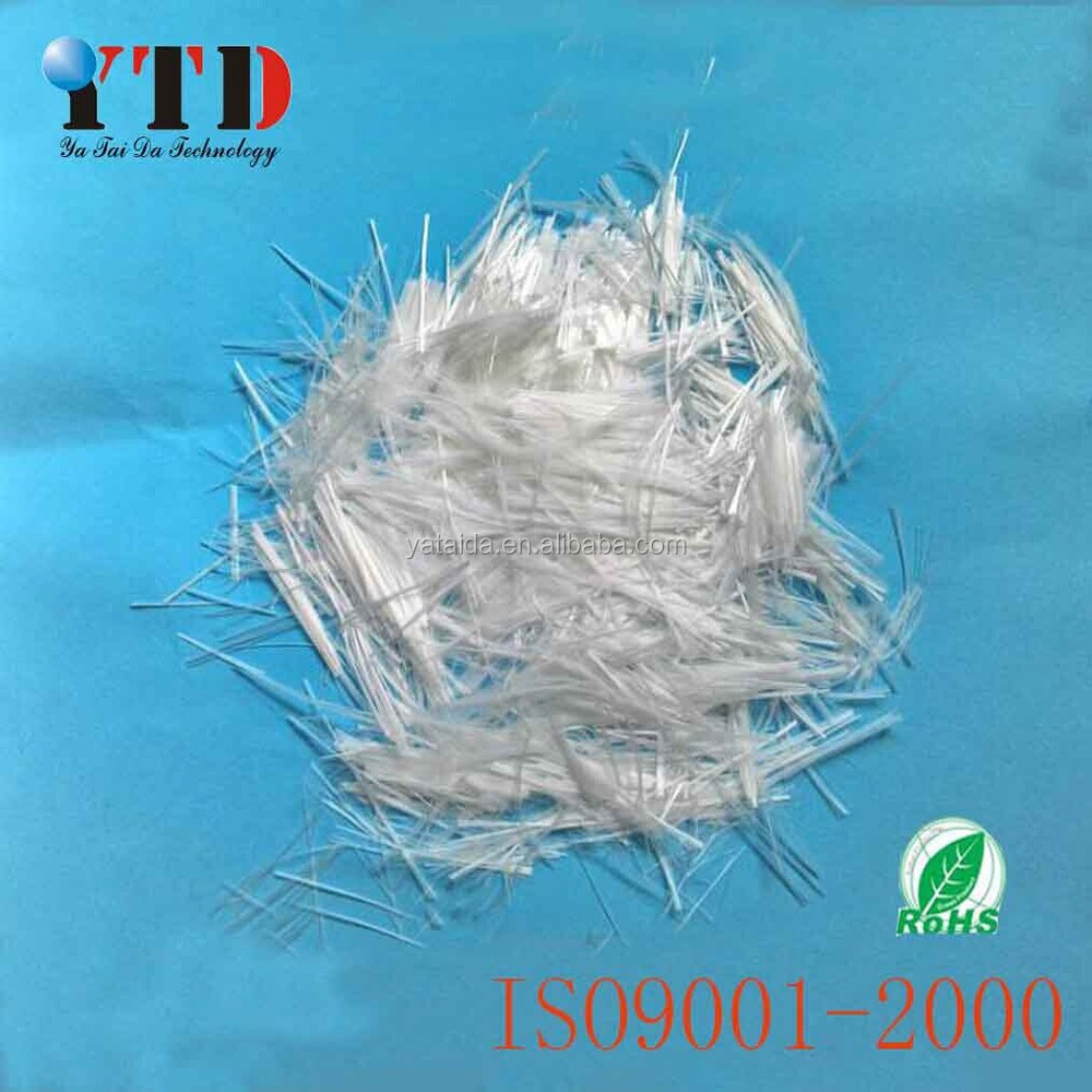 Glass Fiber Reinforced Gypsum Board/glassfiber Chopped Strand For ...