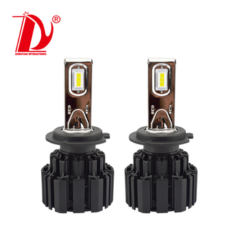 h7 car light led headlight high brightness led car light 100w 13600lm auto accessories