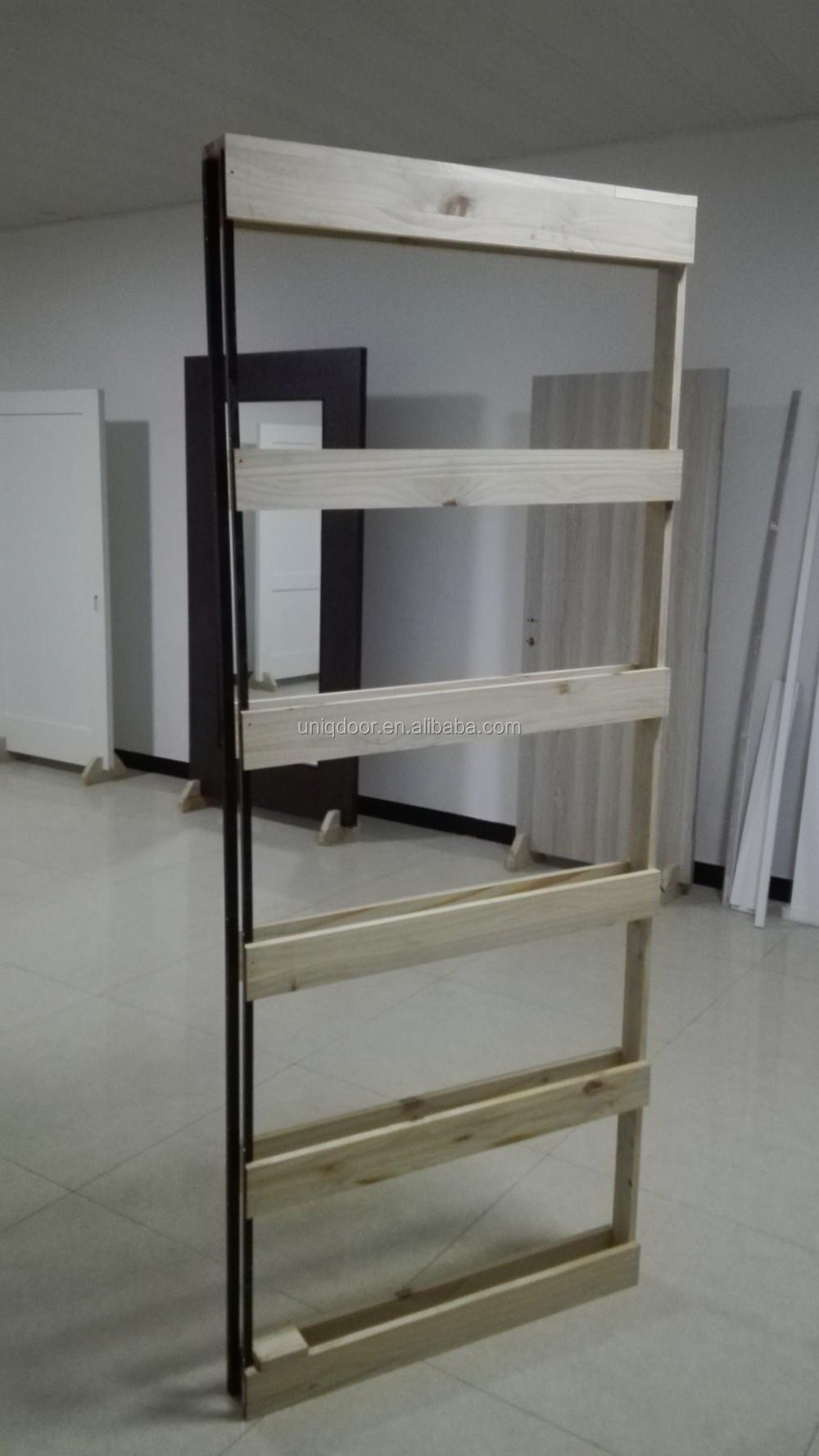 1-lite Completa Lite De Vidrio Templado Esmerilado De Madera De ...