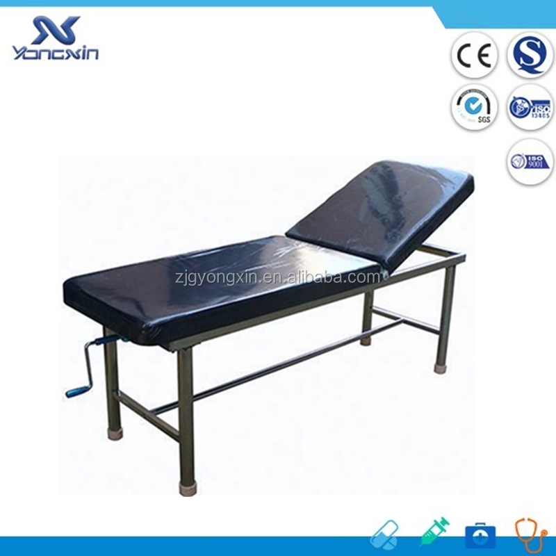 Quality assured new import manual hospital electric examination bed