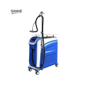 2018 Popular cryo skin air cold /Ice cooling skin system machine