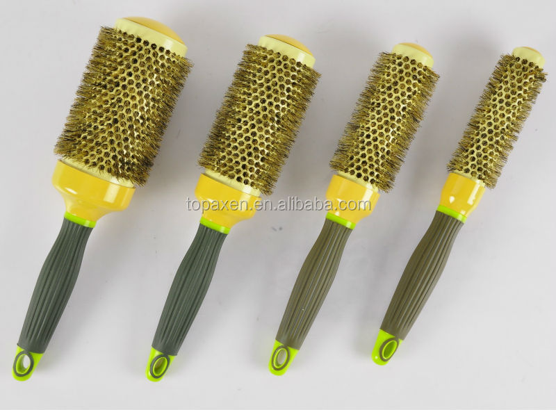 2014 New Design Professional Brush For Hair Cone Shape