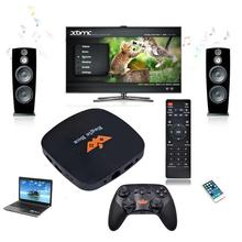 2017 Best Wholesale Free to Air Software Download Android Smart TV Set Top Box S805