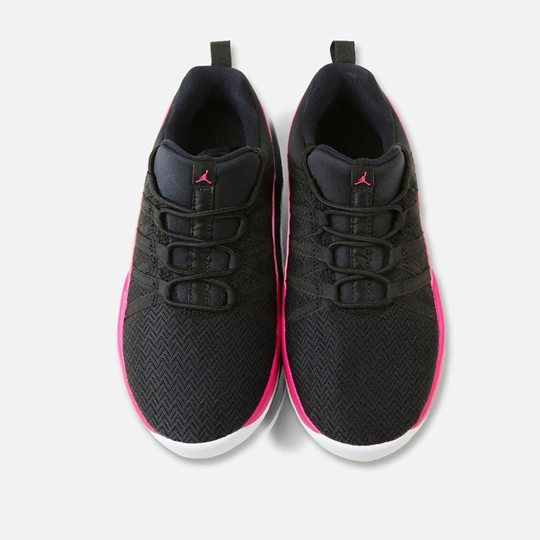 best website 52d73 87ddd Get Quotations · Jordan JORDAN DECA FLY GP Girls basketball-shoes 844373-009 1Y  - BLACK BLACK