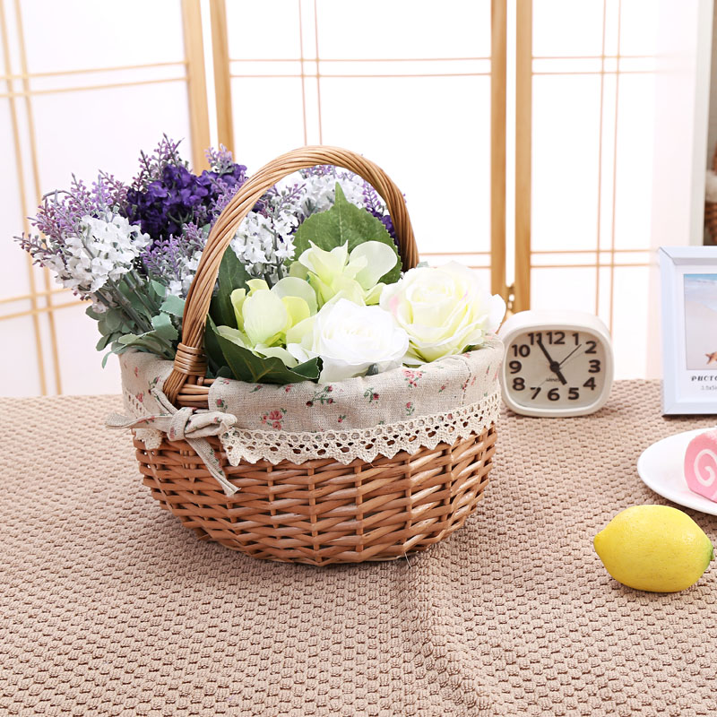 Оптом база, корзинки под цветы подарки