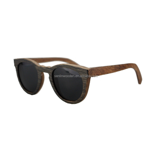 New 2018 Bamboo Sunglasses Men Wooden Sunglasses Women Brand Designer Mirror Original Wood Sun Glasses Made in china