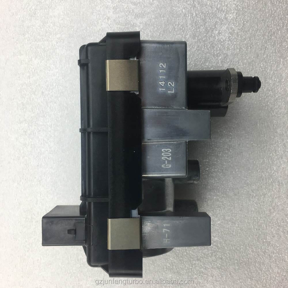 G-203 turbo actuator 712120 electric actuator 6NW008412