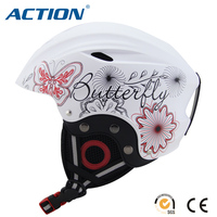 beautiful cover ski helmet for skiing snowing