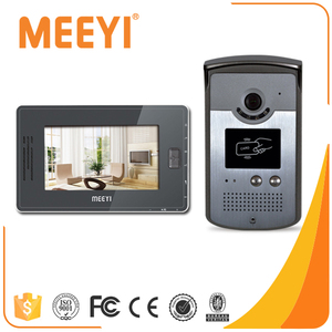 China Supplier Meeyi Security System Intercom Doorbell Office Wired Intercom System