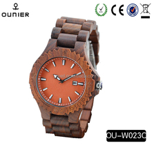 Ladies fashion Watches wooden Bracelet Quartz Watches time Display Female Casual Clock Popular Watches