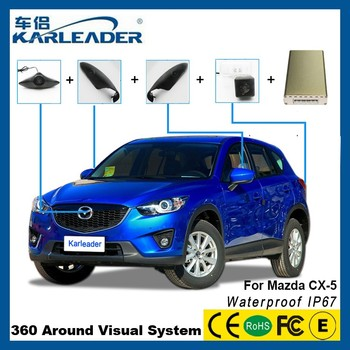 Awesome Cx 5 360 Bird View Camera System For Mazda Cx5 Accessories