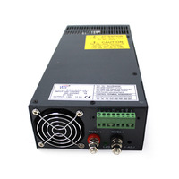 best 600w power supply 220v to 48v power transformer 12.5 amp ac dc converter power source class 2