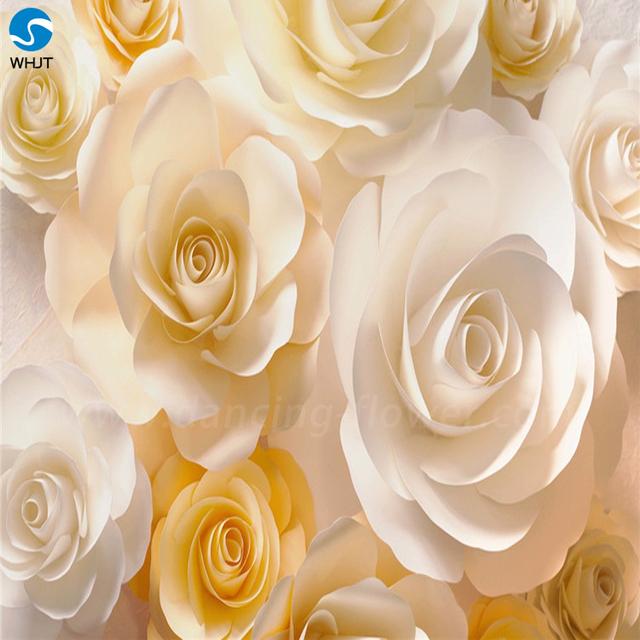 Hot sale artificial white tulip silk flower
