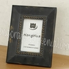 2016 new wholesale Classical Black Wooden Photo Frame,Generous home decorative Wood Photo Frame