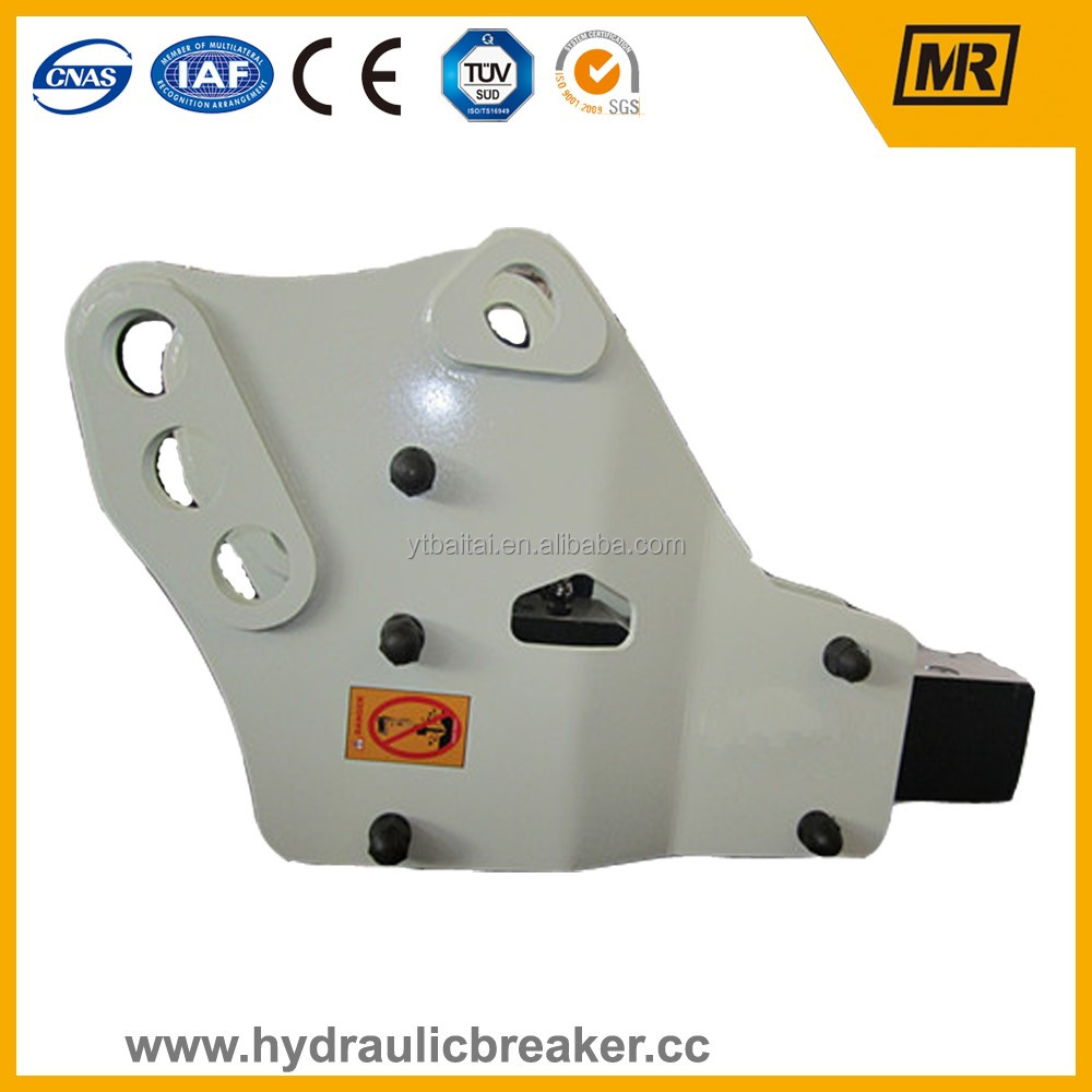 hydraulic hammer for mini excavator Silenced type soosan hydraulic breaker
