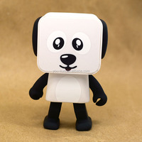 Robot speaker cute smart ,dog Dance Wireless New Arrived Dancing Smart Robot Speaker