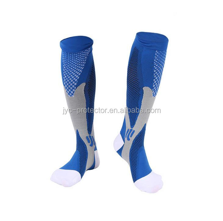 Basketball Football sport graduated compression socks ,JAmw high recovery compression socks for running