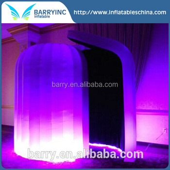 China inflatable cheap inflatable equipment inflatable photo booth