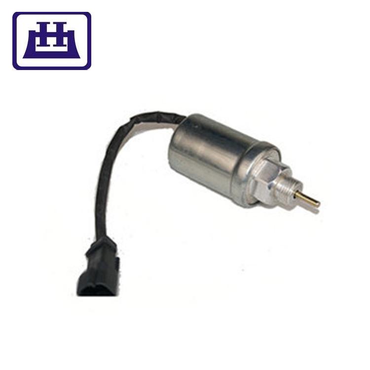 12V Fuel Shut Off Solenoid 185206452 NEW FOR Perkins 402D 403D 404D 404C U85206452 35107U