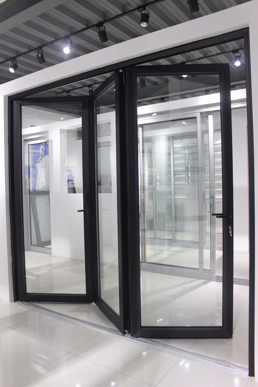 CSA,AAMA,Australia Standard Double Pane/triple Pane Sliding Folding Patio  Door