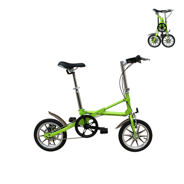Single peed mini folding <strong>cycle</strong> for adults