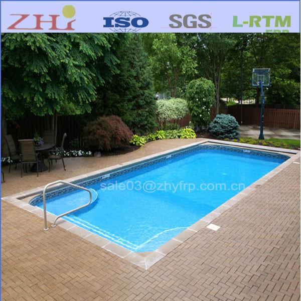 One Piece Frp Fibreglass Swimming Pool(l8.0mxw3.9m) - Buy Fibreglass  Swimming Pool,Fiberglass Pool,Fibreglass Pool Product on Alibaba.com