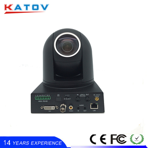 5.0 Megapixels 30x Zoom IP RJ45 video conferencing camera