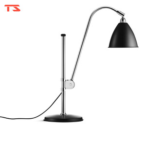 Home Decor European Electric Desk Reading Lamps Metal Modern Table Lamp For Hotel