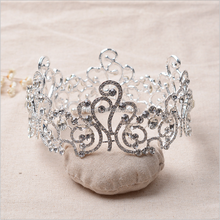 Factory Wholesale Directly New Custom Design Bridal Wedding Crown tiara