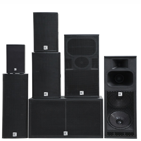 Public Address Sound System + Outdoor Stage Speakers