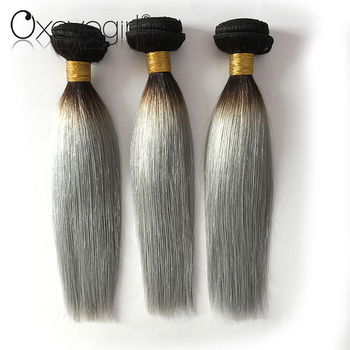 100 top quality grey human hair for braidingwhite hair 100 top quality grey human hair for braiding white hair extensions grey pmusecretfo Images