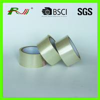 Carton sealing use offer printing packaging tape bopp material with free sample
