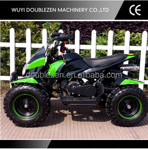 2016 DOUBLE PIPE 50CC ATV