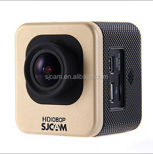 SJCAM M10 Cube Optical Zoom Outdoor Sports Action Camera with usb