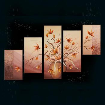 101 Gambar Lukisan Flora Sederhana Terlihat Keren