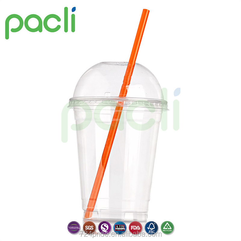 Good quality disposable clear vasos de plastico