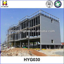 BV&ISO-Certificated Prefabricated Apartments Building