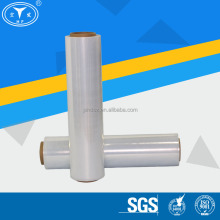 China Hand Plastic Stretch Film Polyethlene Wrapping Film