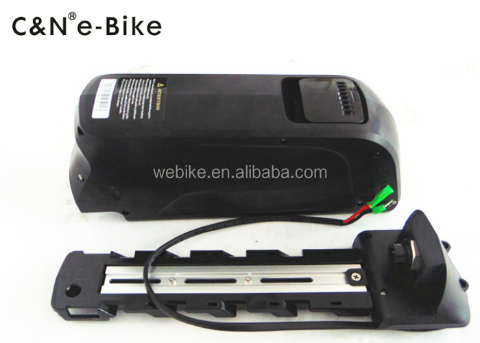 36V10.4Ah Downtube electric bike lithium battery suitable for electric bike kit 500W