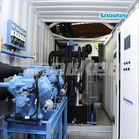 Snowkey Newest Design Containerized ice plant