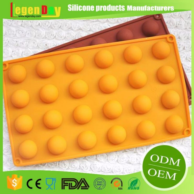 Factory Direct Supply Eco-friendly silicone mould cake