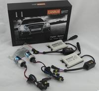 12V 55W HID Xenon Conversion Kits Complete Set Slim Ballast Kit