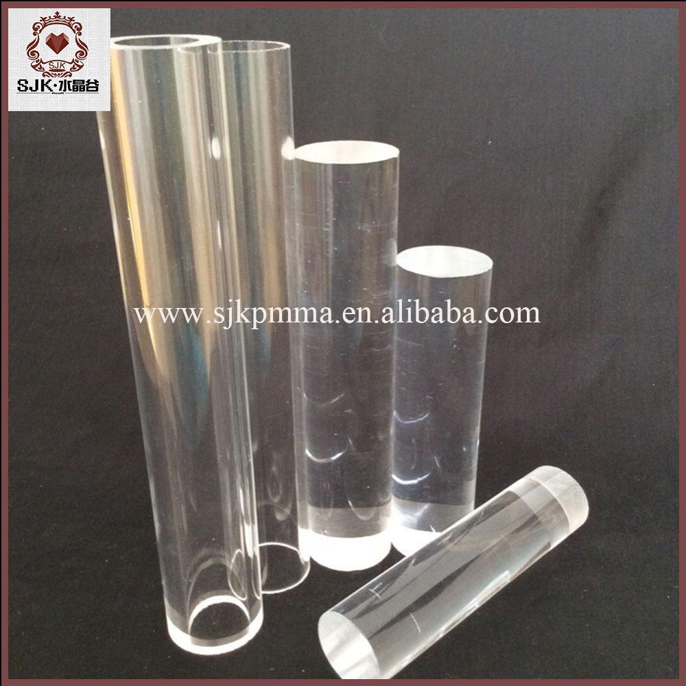 Acrylic curtain rod - Dia 3 400mm Length 2m Clear Acrylic Rod Acrylic Curtain Rod
