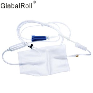Hot Sale Medical Disposable Burette Infusion Set for Single Use