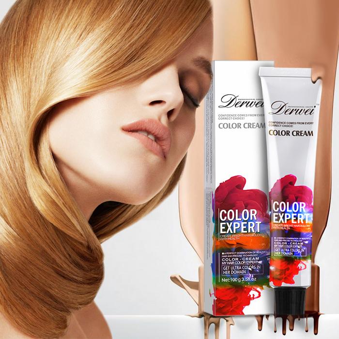 gmpc iso certification naturel base de plantes professionnel permanent anti allergie cheveux couleur - Allergie Coloration Cheveux