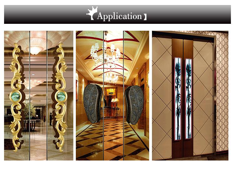 Restaurant Entrance Doors Design Zinc Handle For Solid Wood Door & Restaurant Entrance Doors Design Zinc Handle For Solid Wood Door ...