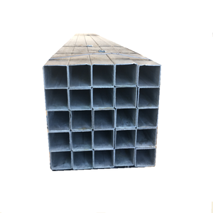 Yunnan hekou port export Vietnam bendable 60x60mm wall thickness 1.4mm galvanized square steel pipe