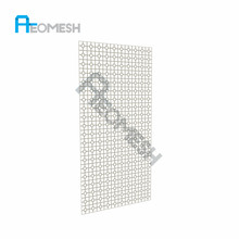 perforated wire mesh / decorative metal perforated sheets 2018
