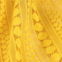 Thailand Swiss Lace Fabric Embroidery Net Lace